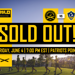 Battery June 4 match sold out