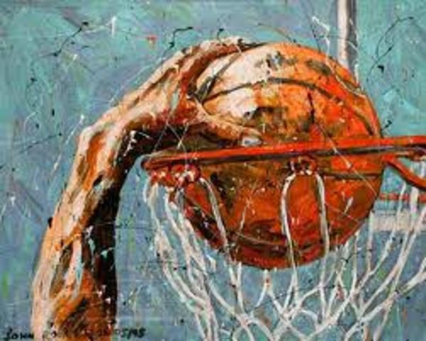 Invitation for second tryout for 5th grade boys travel team for Artistic mural works