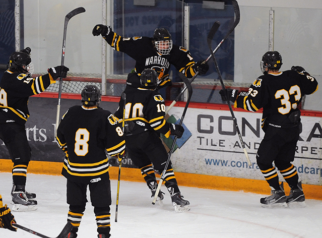 MN H.S.: Warroad Survives On Secondary Scoring In Win Over Duluth Marshall