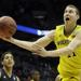 Michigan guard Nik Stauskas