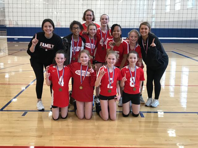 Kc Power Volleyball