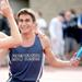 New Trier's Peter Cotsirilos is congratulated