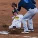 Zack Jones slides into third