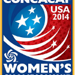 2014 CONCACAF Women's Championship logo
