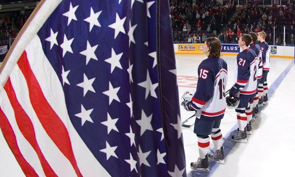 Image result for U.S. Hockey Team images