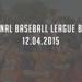 2015 National Baseball League Feature