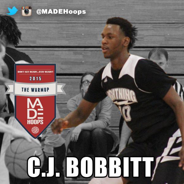 C.J. Bobbitt Announces His Verbal Commitment To Denver At