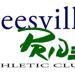 Leesville Pride athletic Club Banner
