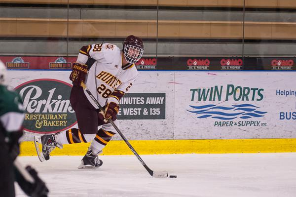 MN H.S.: 'Energizer Bunny' Powers Duluth Denfeld Past Conference Rival Proctor