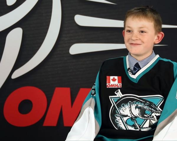 OMHA Launches 'Respect in Hockey' Video Campaign