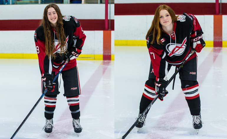 Toronto Aeros Girls Hockey Association