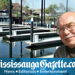Leonard Dean talks about his expieriences fishing on docks on the mississauga gazette a mississauga newspaper in mississauga