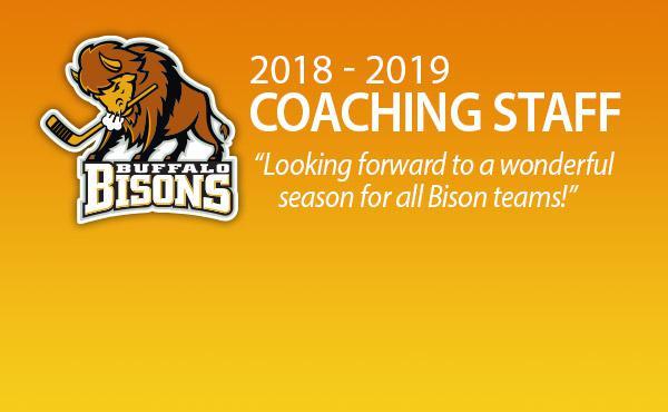Bison Teams / Coaching Staff List