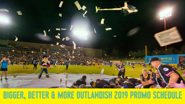 Lights FC Announce Bigger, Better & More Outlandish 2019