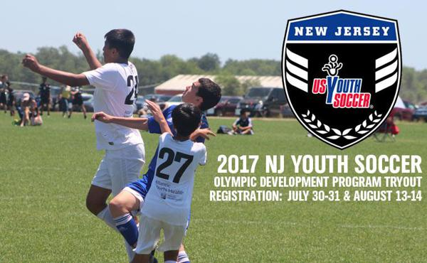 2017 NJ Youth Soccer Olympic Development Program Tryouts