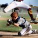 Max hurdles catcher to score run