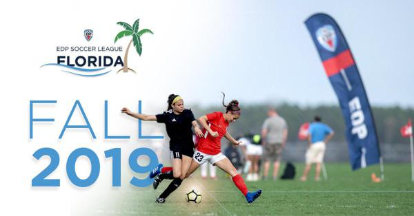 EDP Soccer League To Launch In Florida For 2019/2020 Season