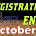 Classic Registration Closes on Thursday, October 6, 2016