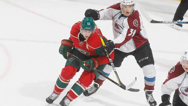 Wild Drops Preseason Home Opener To Avs