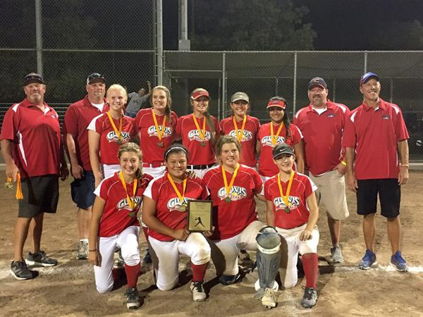 14U Russell Slides In to First Place