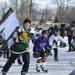 Get signed up for another great week of outdoor pond hockey at Spring Lake!