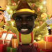 Henry Kalungi, Alex Martinez, and Enzo Martinez all characters in funny Jib Jab holiday video