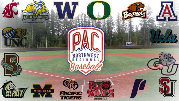 Pacific Northwest Regional Baseball