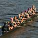 The Women's Freshman 8+ at the Sarasota Invitational Regatta