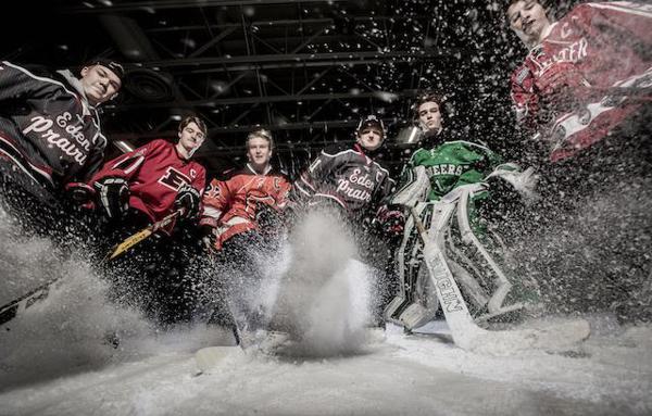 MN H.S.: Meet The 2017 Star Tribune Boys' Hockey All-Metro First Team
