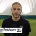Lance Rozeboom on the pitch at Kia Training Ground & Academy.