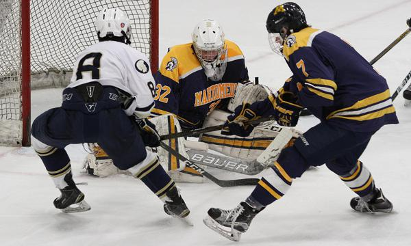 MN H.S.: Second-period Outburst Leads Mahtomedi Past St. Paul Academy