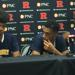 Woodbury players at postgame press conference