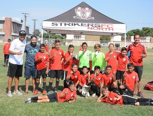 d2c4baa63 Congratulations to our Strikers FC North B07 AB for another great weekend  at the FC Long Beach Invitational.