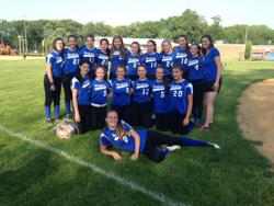 Westfield middle school girls end a great season small
