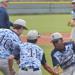Kingwood varsity baseball teammates, from left, Spencer Krawczyk, Cody Lancaster and Tre Richardson.