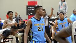 44b60ac936f Louis King Single Game Highlights @ EYBL in Indy!