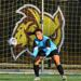 Shelby Money of Vineland High School didn't allow a goal for first 11 games last season for the Profs