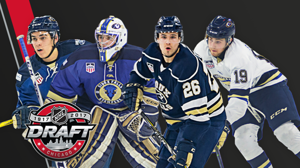 Stampede players poised for 2017 NHL Draft
