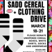 Cereal Drive March 18-21 at SHS