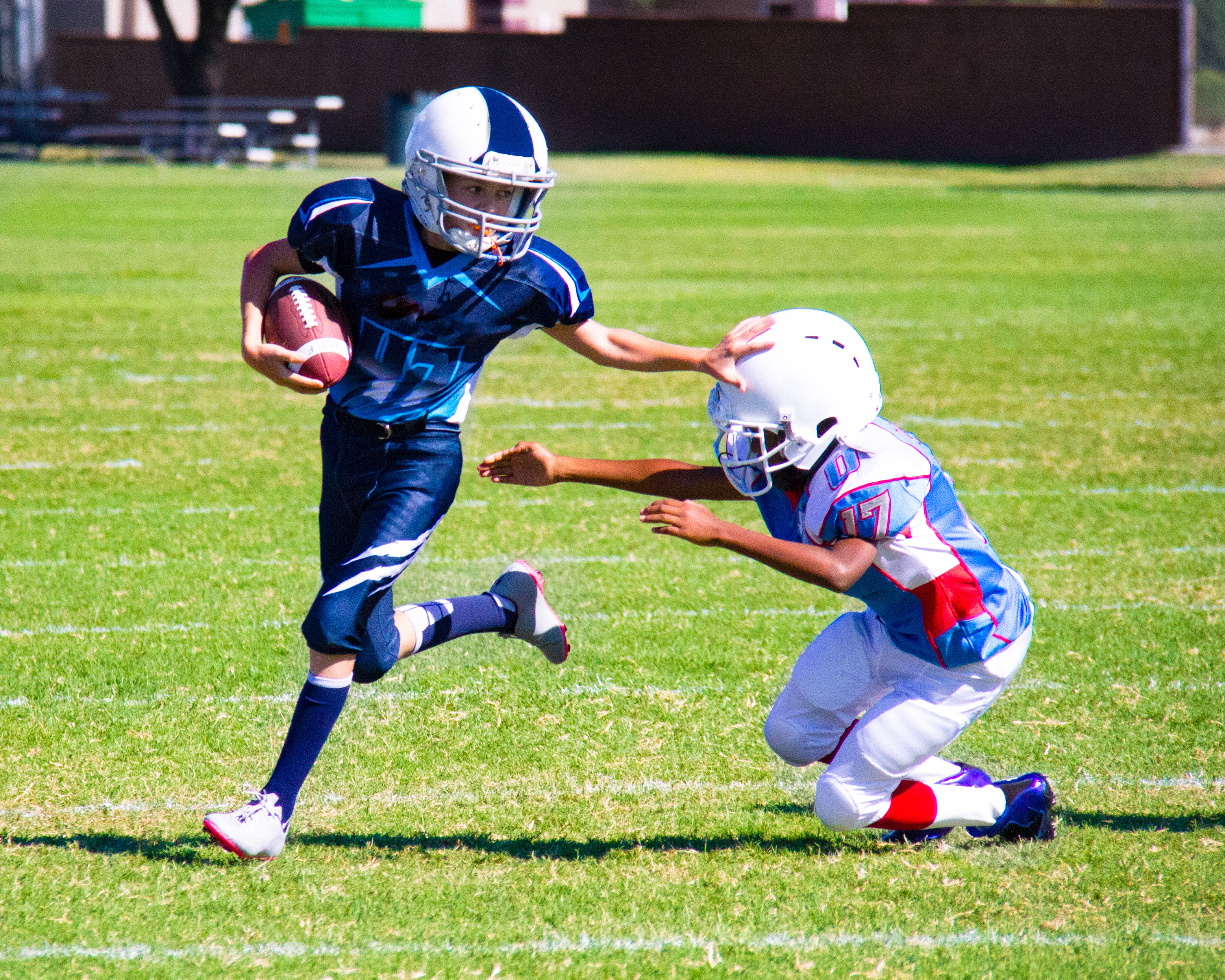 strength and conditioning drills can help youth football players excel
