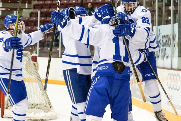 MN H.S.: In Overtime, St. Thomas Academy Edges Eden Prairie To Advance To Gold Division Final