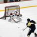 Nick Schulte makes a save vs. the Eugene Generals.