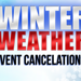 Click to find out the details of this weekends cancellations.