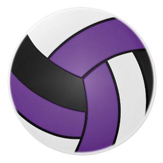 Volleyball purple. Lower hudson association