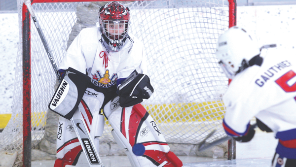 Why Every 8u Player Should Try Goalie