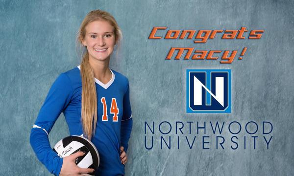 Macy Lintz Commits To Northwood University