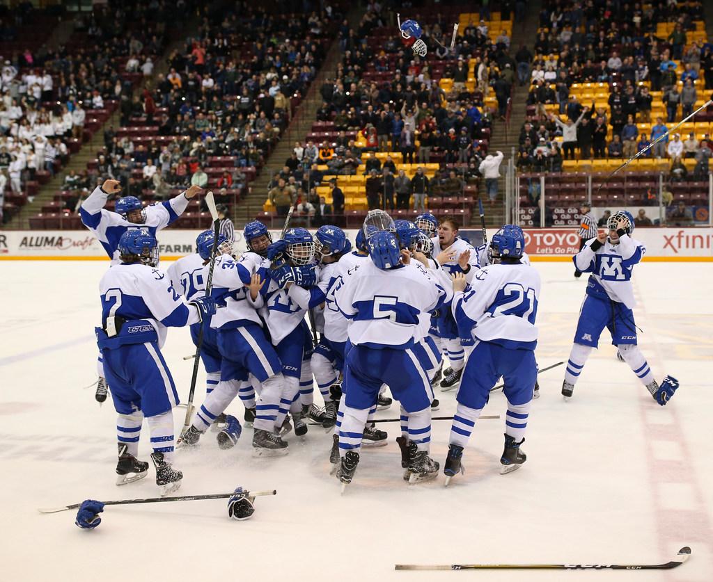 MN H.S.: Minnesota State Boys Hockey Tournament Matchups