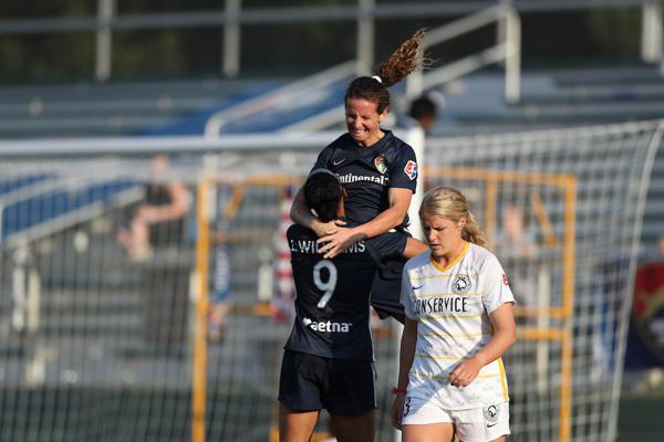 f6009b30f NC Courage Fight Back For 1-1 Draw With Utah Royals FC