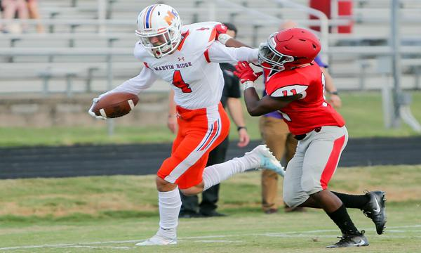Gamepix Marvin Ridge V South Meck
