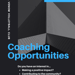 Coaching Opportunities for Youth Sports Organization